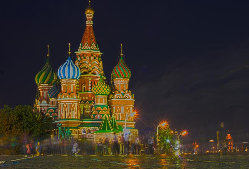 Moskau, Moskau!