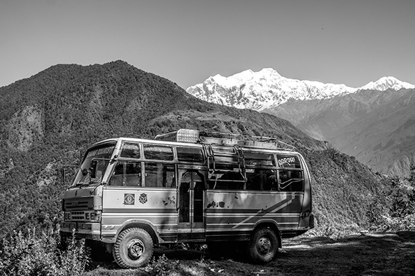 Der Gurung Heritage Trail