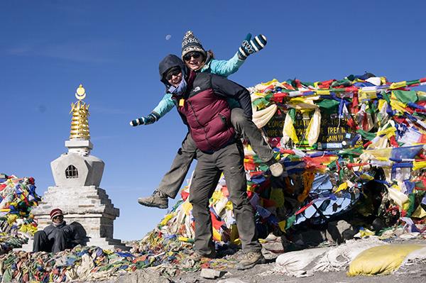 Fast um die Annapurna